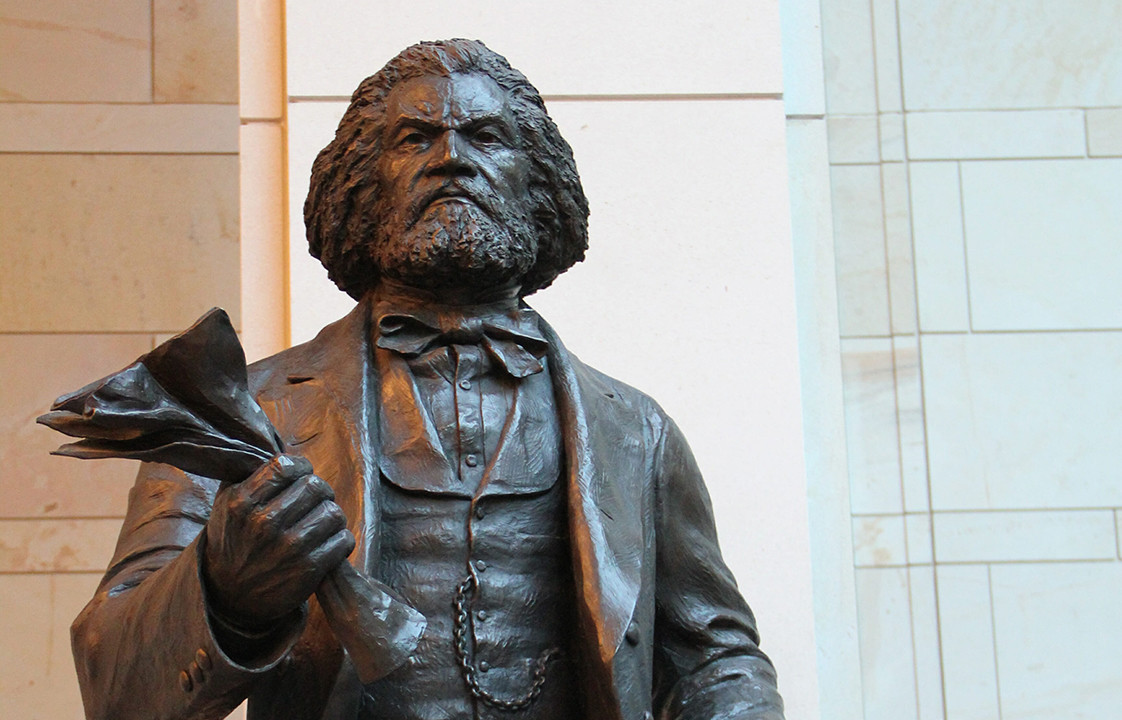 Statue of Frederick Douglass to Be Placed in Capitol