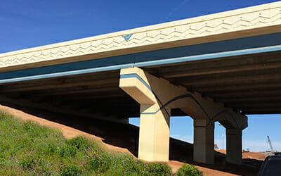 9 East Bridge at I-35