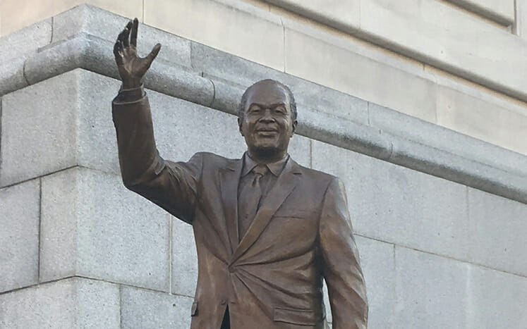 "Marion Barry Jr. ""Mayor for Life"""
