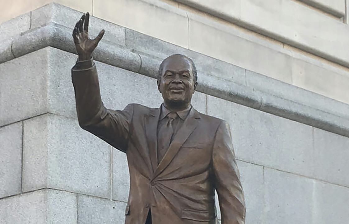 How Do You Build a Monument to Marion Barry?