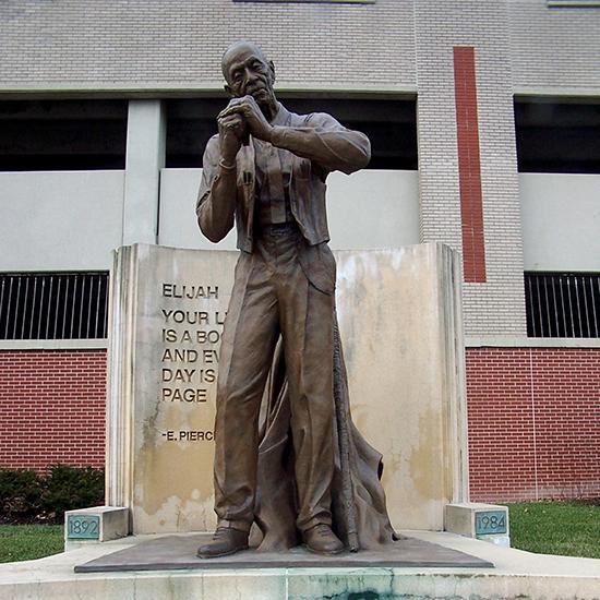 ELIJAH PIERCE