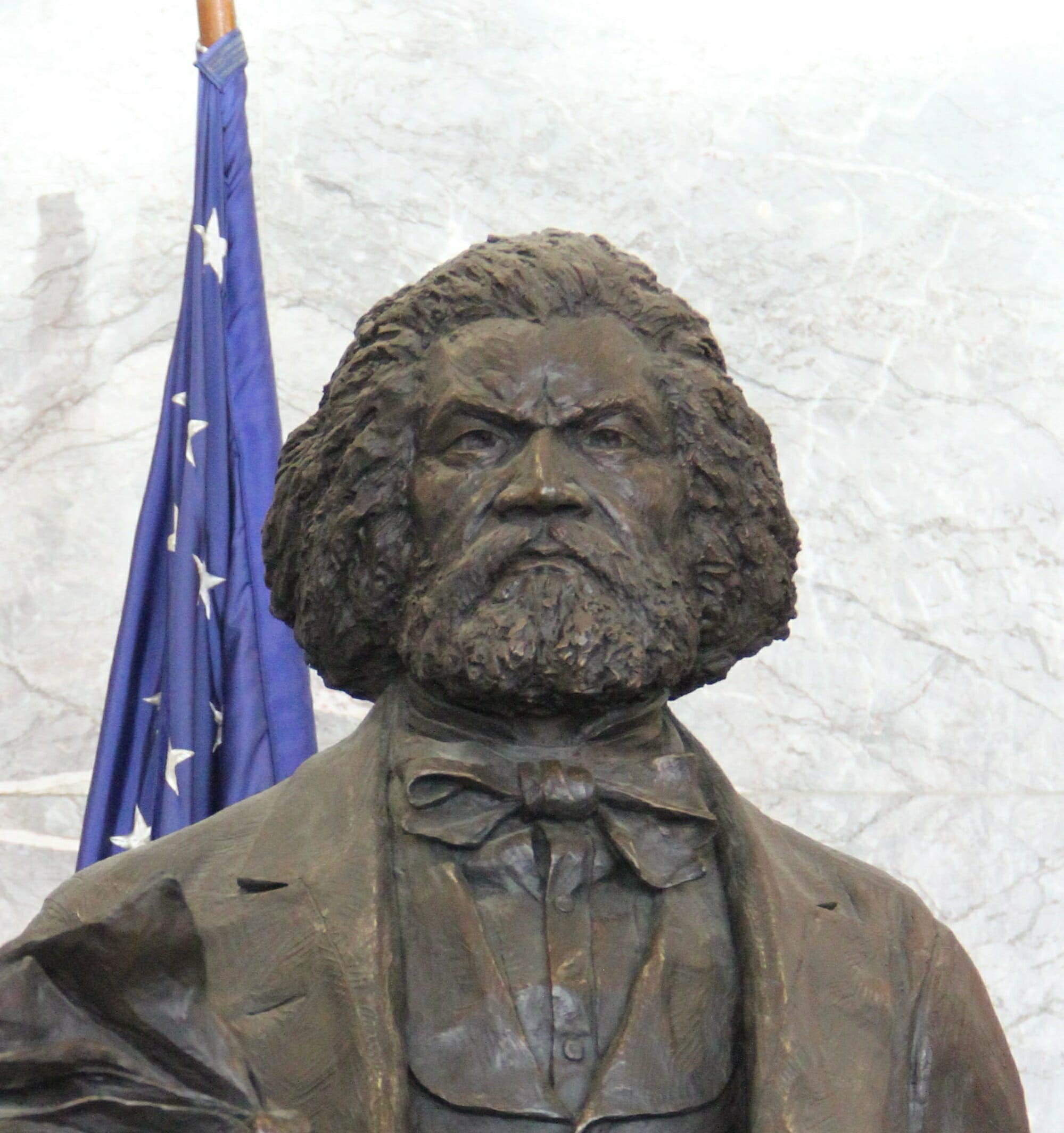 Frederick Douglass Statue to Debut