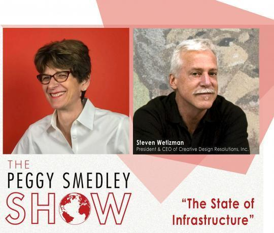 Steven Weitzman on The Peggy Smedley Show